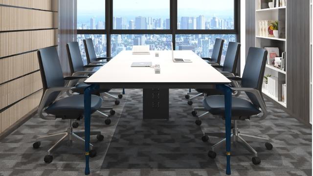 办公桌椅配备的六大方法