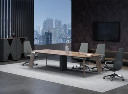 熔智系列会议桌