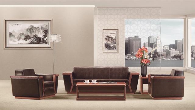 梵创东方尊典系列办公沙发