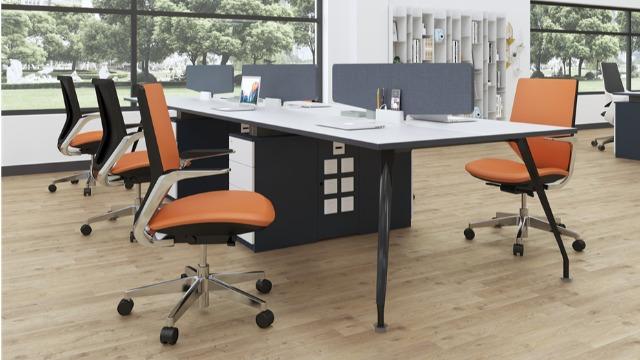 企业厂家怎样选择办公家具椅子的颜色?
