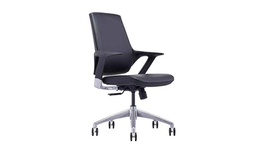 A818系列真皮中班椅